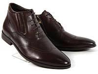 Мужские ботинки на байке ROZOLINI ZY119A-18-2G скидки