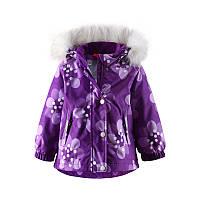 Зимняя куртка для девочки РеймаТек 511141 - 5386. Размер 86, 92.