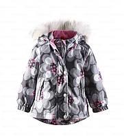 Зимняя детская куртка для девочки ReimaTec 511141 - 9163. Размер 80, 86, 92 и 98.