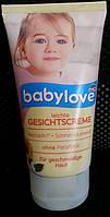 Детский крем Babylove Gesichtscreme Leichte