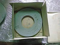 """Круг шлифовальный ПП 450х63х203 64С 16СМ (Зелёные) """"ВАЗ"""""""