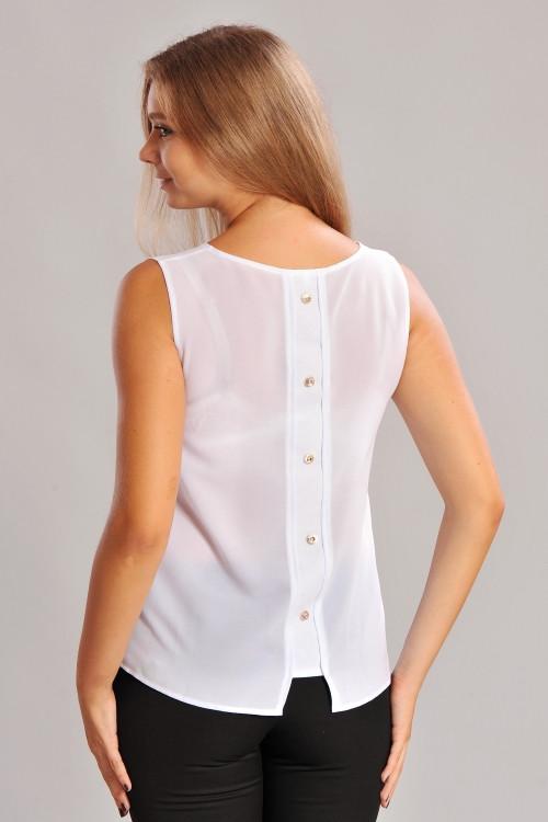 Блузка спина