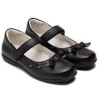 Туфли для девочек,  школьные, размер 28-36