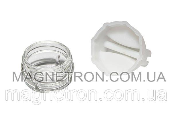 Стеклянная крышка плафона лампы духового шкафа Bosch 647309, фото 2