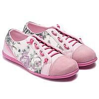 Спортивные туфли для девочек, размер 32-37