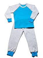 Трикотажная детская пижама