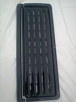 Решетка радиатора ВАЗ 2107  тюнинг широкие полосы