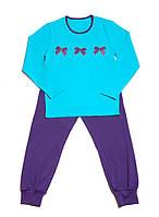 Красивая детская пижама для девочек