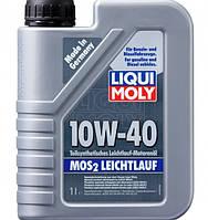 Моторное масло Liqui Moly MoS2 Leichtlauf SAE 10W-40 1л
