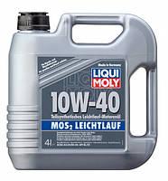 Моторное масло Liqui Moly MoS2 Leichtlauf SAE 10W-40 4л