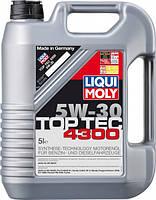 Моторное масло Liqui Moly Top Tec 4300 SAE 5W-30 5л