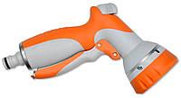 Пистолет-распылитель пластиковый, регулируемый поток 6- позиционный, код  772-554