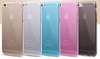 Силиконовый чехол для iPhone 6 6S 4.7 супертонкий 0.3 мм