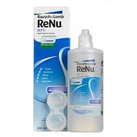 Раствор для линз Renu MPS 120ml + контейнер