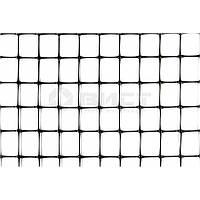 Сетка ограждающая полимерная 50 г/м2, ячейка 21х21, 1х200м, код  768-904