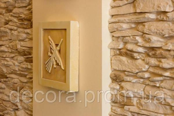 Декоративный камень из форм своими руками 691