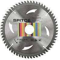Диск пильный для алюминия 180/30 мм, адаптер 30/20 мм, 30/22, 2 мм, 60T, код  722-938