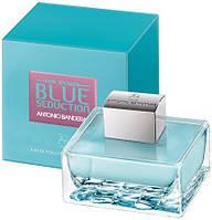 Antonio Banderas Blue Seduction Woman туалетная вода 100 ml. (Блю Седакш Вумен Антонио Бандерос)