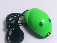 Одноканальный компрессор Jebo 2168 F Мышка с угольным аэрофильтром