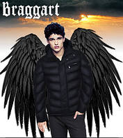 "Пуховики модные Braggart ""Angel's"" оптом"