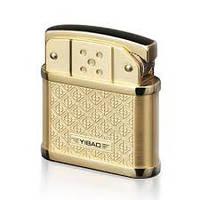 Зажигалка YIBAO 1155 Королевская Зожигалка Стильный богатый аксессуар Модный подарок деловому человеку