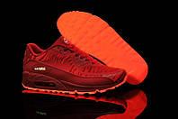 Кроссовки женские Nike Air Max 90 D102 красные