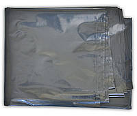 Пленка строительная, черная, 85мкм, 5х20м, код 710-953