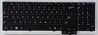 Клaвиaтурa для ноутбукa SAMSUNG (E352, E452, P580, R519, R523, R525, R528, R530, R538, R540, R620) rus, black