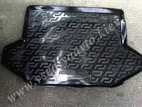 Коврик в багажник CHERY Tiggo 5 с 2014 г. (L. Locker) пластик+резина