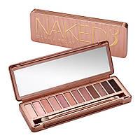 Тени Urban Decay Naked 3 палитра теней для макияжа век