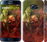 "Чехол на Samsung Galaxy S6 G920 Dota 2. Pudge ""989c-80"""