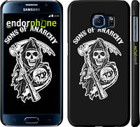 "Чехол на Samsung Galaxy S6 G920 Sons of Anarchy v1 ""2510c-80"""