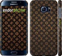"""Чехол на Samsung Galaxy S6 G920 Louis Vuitton v6 """"2121c-80"""""""