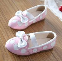 Нарядные туфли для девочки, р-р 29  (17,5 см)