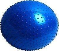 Мяч для фитнеса (фитбол) ZEL массажный 65см FI-1987-65