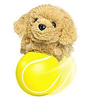 Интерактивный мячик для игры интерактивными зверьками The Happy's Pets Plush