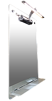 Зеркало с подогревом против запотевания для ванной комнаты HGlass IHM 5080L