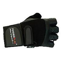 Перчатки для силовых тренировок PowerPlay 1073 (S, M)
