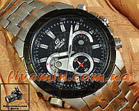 Мужские наручные часы Casio Edifice EF-535SP-1AV хронограф японское качество касио
