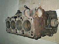 Блок  из колинвалом и поршнями к VW  1.9tdi PD (насос форсунка) Audi Volksvagen Sharan Alhambra Galaxy