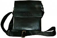 Красивая мужская сумка ПОЛО.Сумки на подарок. Качество.Стиль.Модные мужские сумки. Код: КСМ110