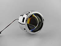 """Би-ксеноновые линзы """"INFOLIGHT ULTIMATE""""(G5)(50mm)(без габаритов """"Ангельские глазки"""")"""
