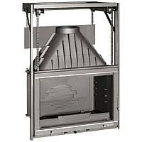 Laudel 700 Grande vision з дверцятами, що піднімаються і сріблястим оздобленням