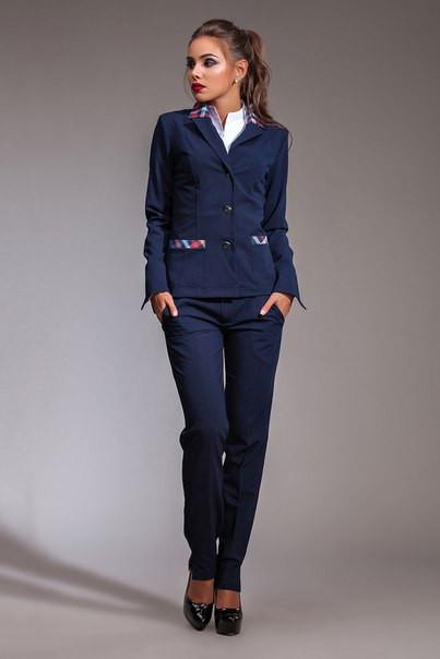 недорого женский деловой костюм с доставкой