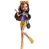 Кукла Клодин Вульф из серии Бу Йорк, Monster High  Boo York Frightseers Clawdeen Wolf.