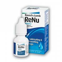 Капли увлажняющие ReNu MultiPlus Lubricating & Rewetting drops