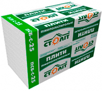 Пенопласт Століт-25 Євро стандарт(12-12,5кг)  Киев