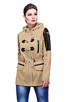 Молодежная куртка парка от производителя