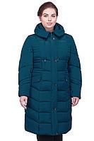 Модное зимнее пальто с капюшоном от производителя