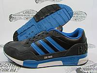 Кроссовки мужские Adidas ZX 900 Brooklyn, серо-синие